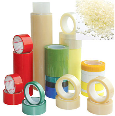 China Tackifier Resin with low molecular weight C5 BT - 2104 for Masking Tapes supplier