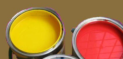 China Slightly Yellow Aromatic Resins For Offset Printing Ink Softening Point 150C supplier