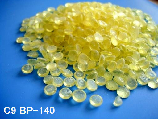 China Hot Melt Adhesive C9 Petroleum Resin C9 BP - 140 Slightly Yellow Aromatic Resins factory