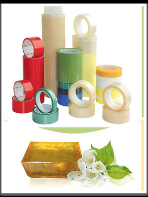 China Low Odor C5 C9 Aromatic Hydrocarbon Resin for Adhesive Tapes / Labels distributor