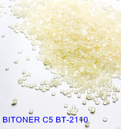 C5 Hydrocarbon Resin BT- 2110 C5 Tackifier Resins For Pressure Sensitive Adhesive